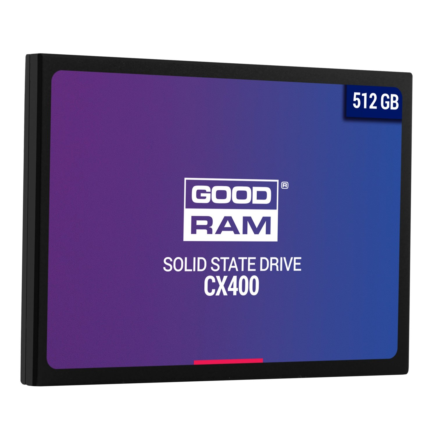 Накопитель SSD GoodRAM 512Gb (SSDPR-CX400-512)