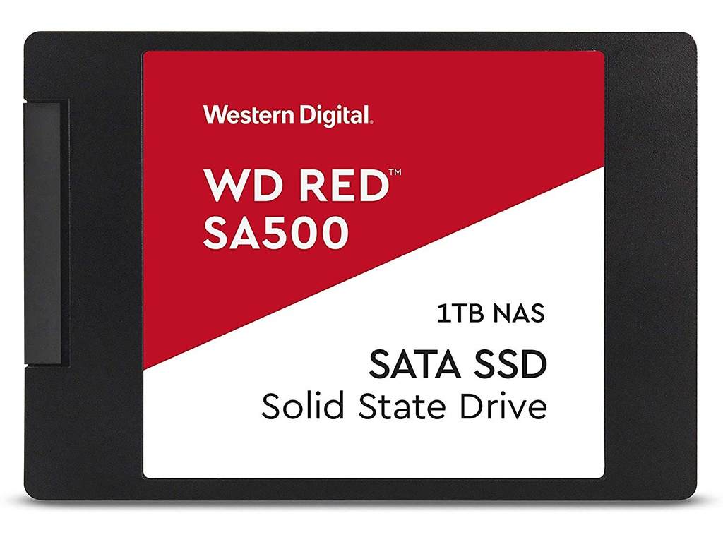 Накопитель SSD WD Red SA500 1Tb (WDS100T1R0A) nas nas untitled