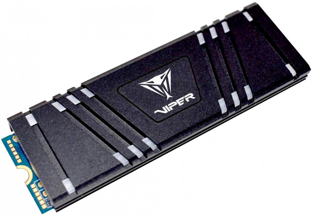 Накопитель SSD Patriot Viper VPR100 RGB Series 256Gb (VPR100-256GM28H) твердотельный накопитель patriot memory vpn100 patriot viper 256gb vpn100 256gm28h