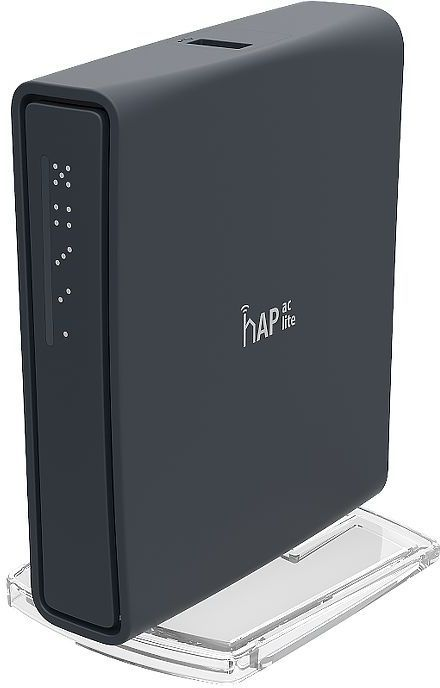 цена на Wi-Fi роутер MikroTik hAP AC Lite Tower (RB952Ui-5ac2nD-TC) черный