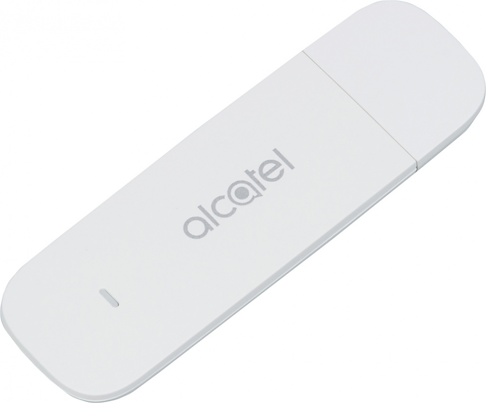 Модем Alcatel Link Key White интернет центр alcatel link hub hh70 белый [hh70vh 2balru1 1]