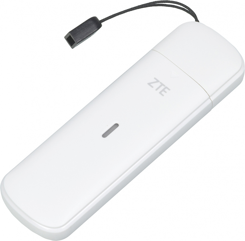 Модем ZTE MF833R USB Firewall +Router черный zte mf833t черный