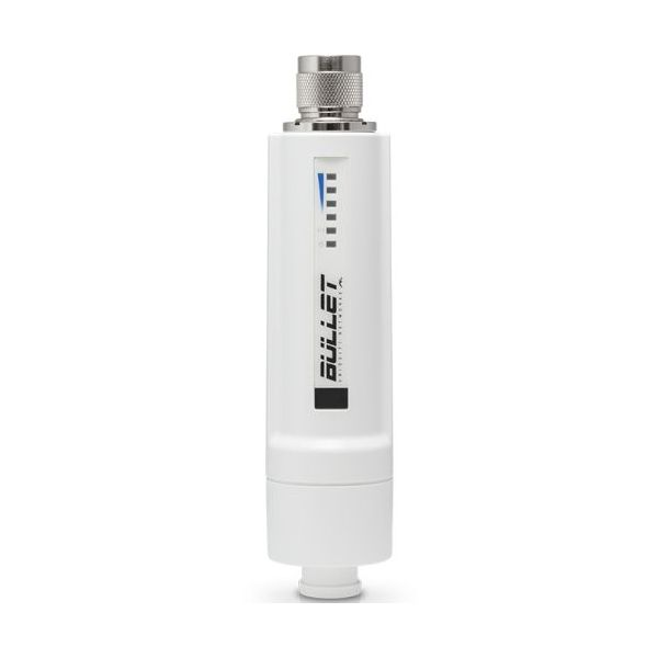 Wi-Fi роутер Ubiquiti Bullet AC (B-DB-AC) белый wi fi роутер ubiquiti powerbeam m5 400 25dbi
