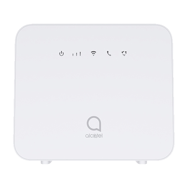 Купить Wi-Fi роутер Alcatel LINKHUB HH42CV (HH42CV-2BALRU1-1) белый