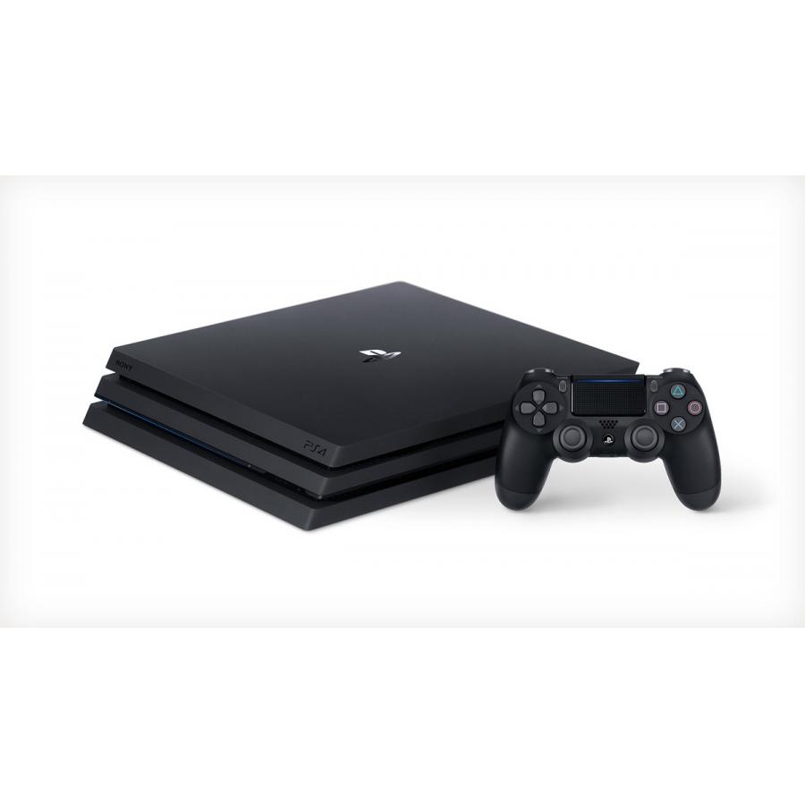 Игровая консоль Sony PlayStation 4 Pro 1Tb Black CUH-7208B игровая консоль sony playstation 4 slim 1tb black cuh 2208b gran turismo sport god of war horizon zero dawn ce psn 3 месяца