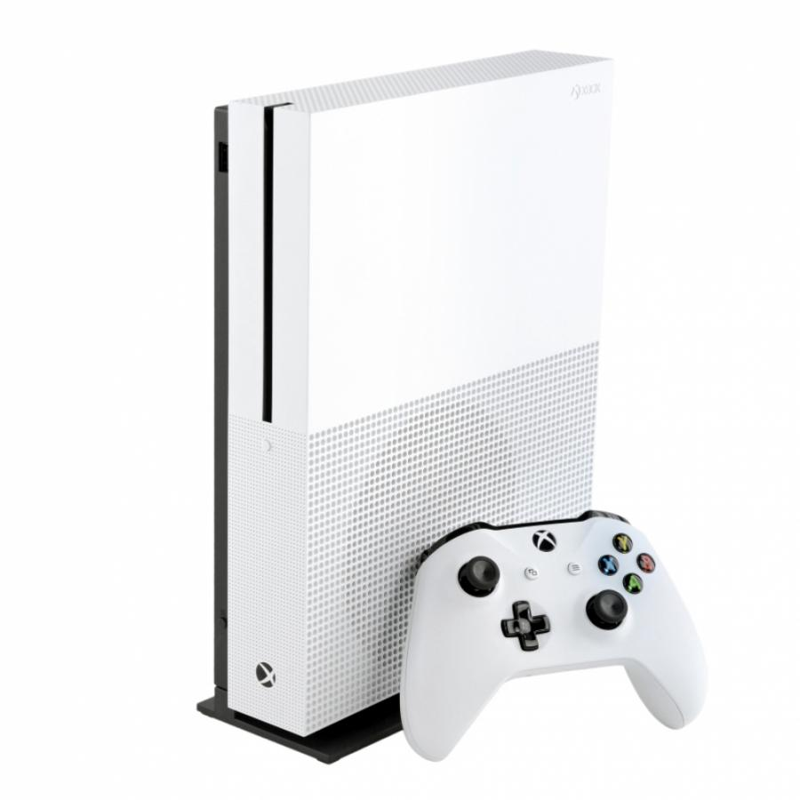 Игровая консоль Microsoft Xbox One S 1Tb White (3 месяца Game Pass, 3 месяца Live Gold) vertical stand for xbox one s white