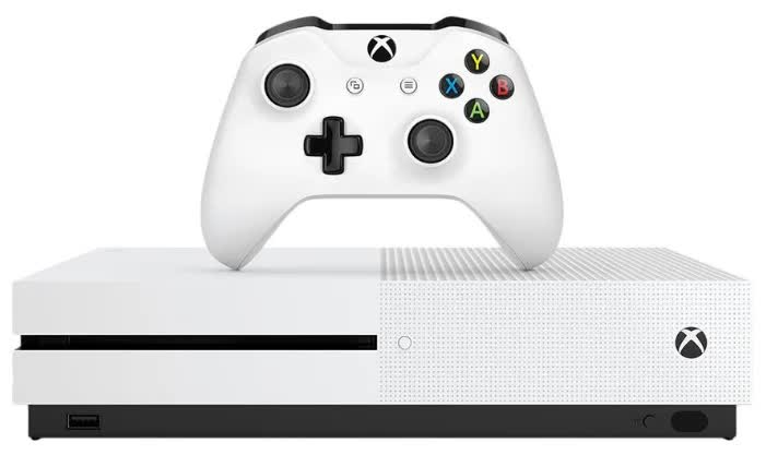 Игровая консоль Xbox One S 1Tb (ANTHEM: Legion of Dawn Edition. 1-Month Xbox Gold and 1-Month Game Pass Trial) цена и фото