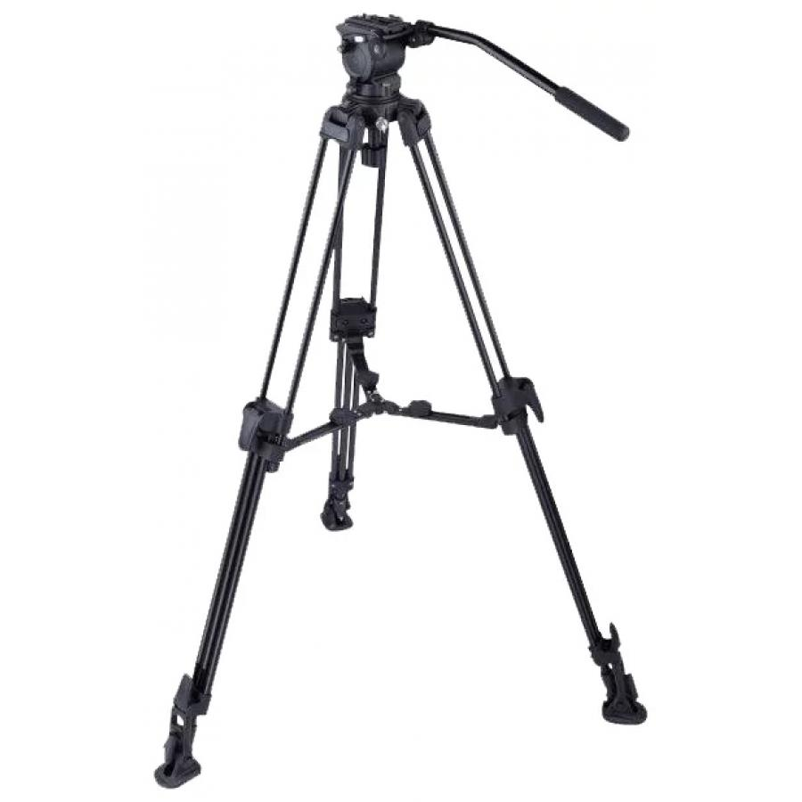 Штатив Fancier FC-270A Video Tripod Kit jieyang jy0606 jy 0606 professional tripod camera tripod video tripod dslr video tripod fluid head damping for video