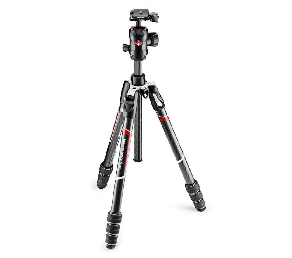 Фото - Штатив Manfrotto Befree GT MKBFRTC4GT-BH Carbon Black anthropogenic black carbon and ozone precursors emission over india