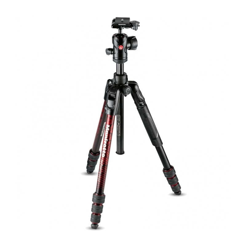 Штатив Manfrotto Befree Advanced Travel Twist MKBFRTA4RD-BH Red