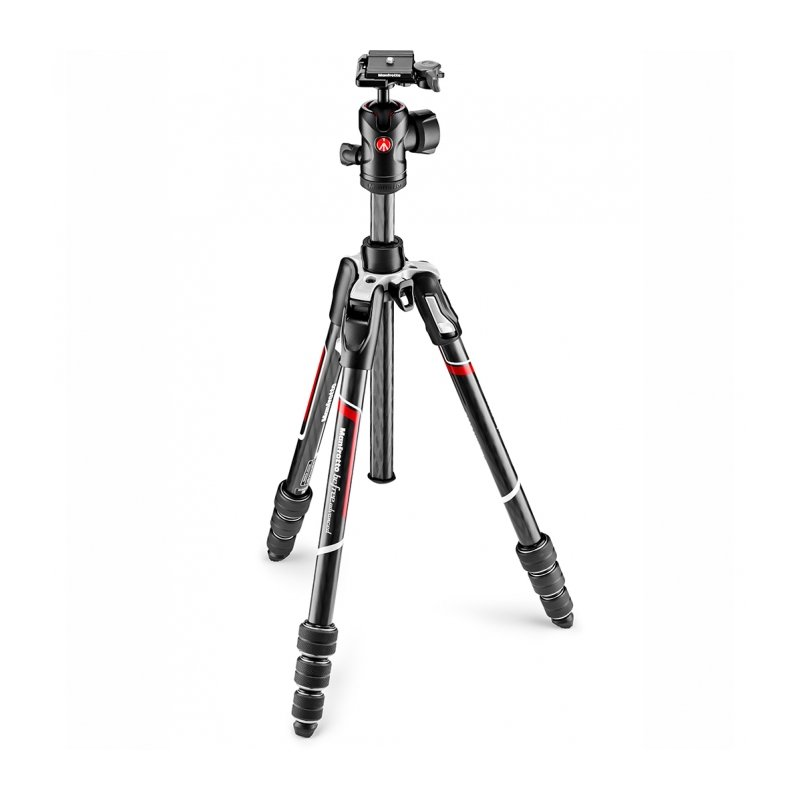 Штатив Manfrotto Befree Advanced MKBFRTC4-BH Carbon
