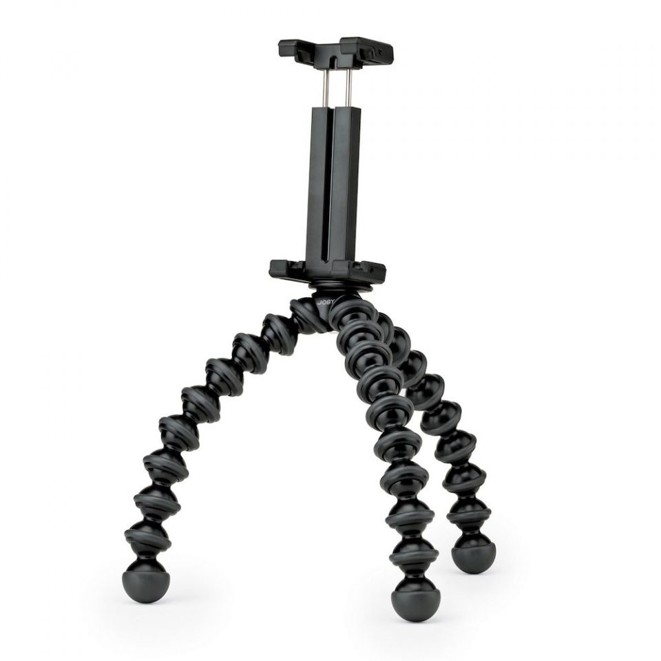 Фото - Штатив Joby GripTight GorillaPod Stand Small Tablet JB01328-BWW штатив joby griptight one gp stand jb01491 0ww черный