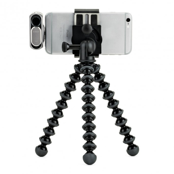 Фото - Штатив Joby GripTight GorillaPod Stand Pro Black JB01390-BWW штатив joby griptight one gp stand jb01491 0ww черный