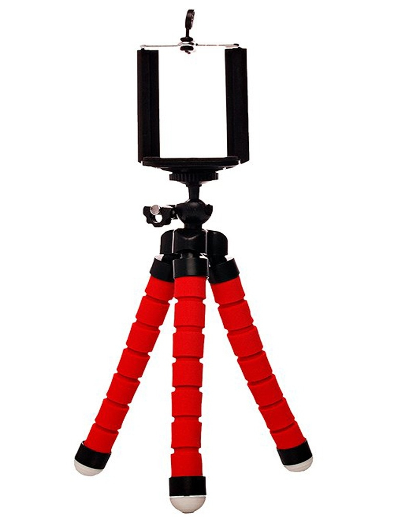 Штатив настольный Activ Tripod Mini (82540) Red мини штатив activ tripod mini 01 black 107161