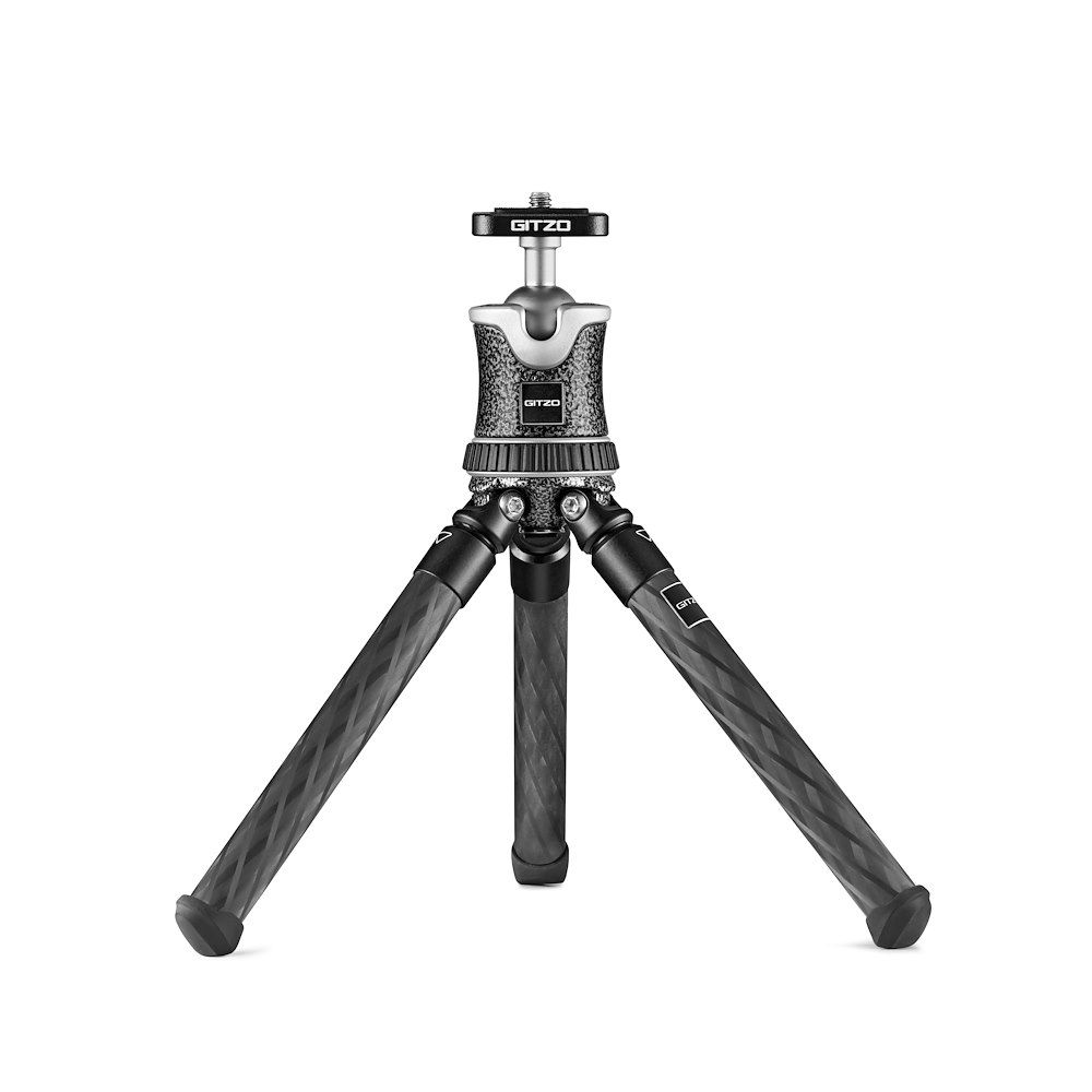Фото - Штатив Gitzo GKTBC1 Mini Traveler Tripod Kit Noir Decor 1 мини штатив activ tripod mini red 82540