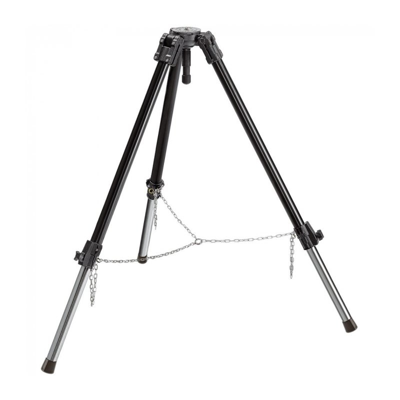 Фото - Видеоштатив Manfrotto 132XNB Heavy Duty Video Tripod One sex bdsm bondage slave metal heavy duty legcuffs fetish sex toys for couples women slave 304 stainless steel leg cuffs