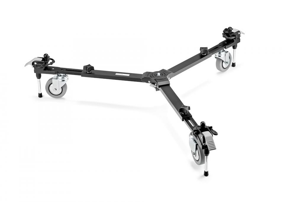 Фото - Тележка Manfrotto MDOLLYVR Adjustable Dolly тележка greenbean dolly 1