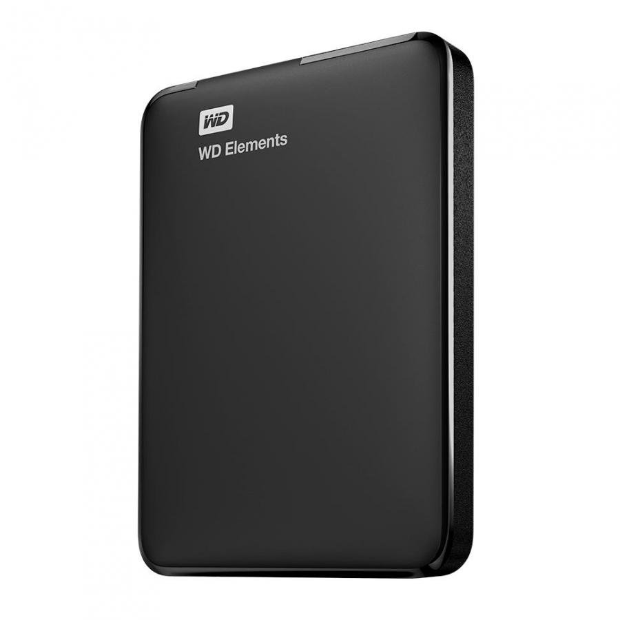 Фото - Внешний HDD WD Elements Portable 4Tb Black (WDBU6Y0040BBK-WESN) внешний hdd wd elements portable 1tb black wdbuzg0010bbk wesn