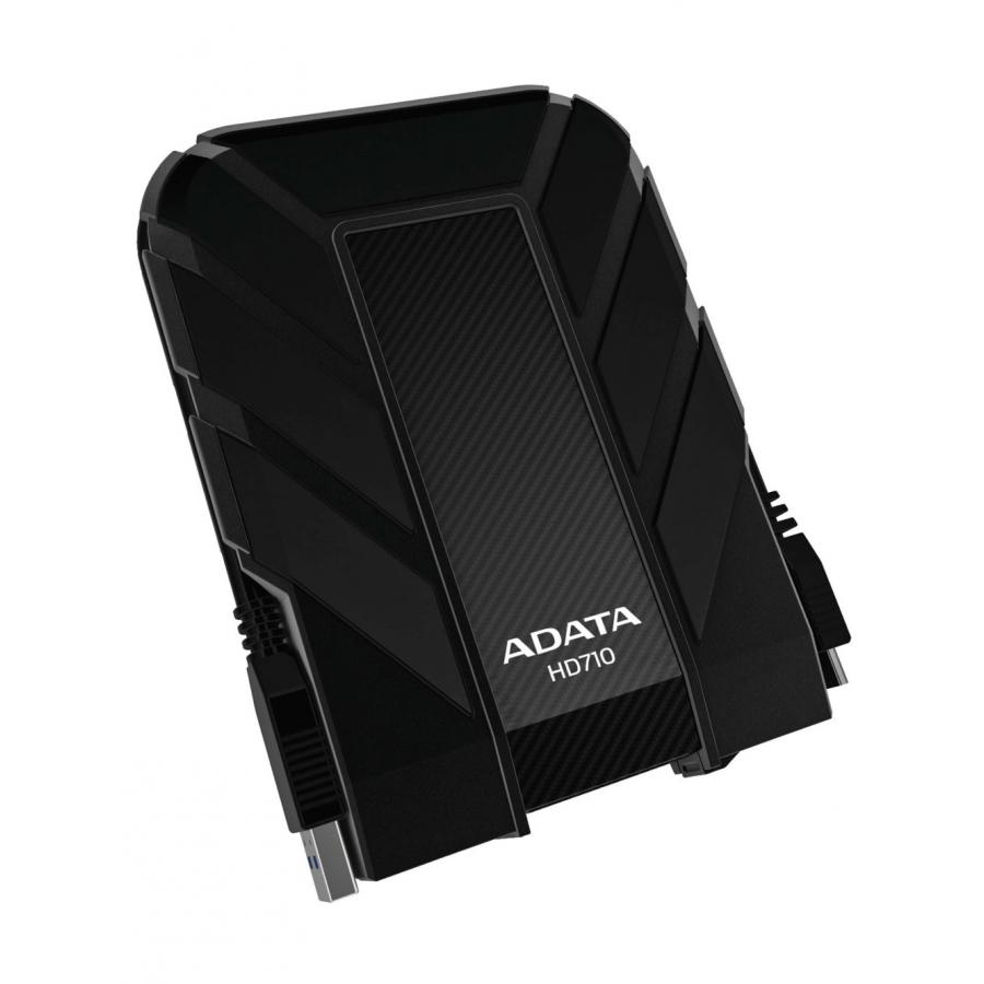 Внешний HDD A-Data DashDrive Durable HD710P 2Tb Black (AHD710P-2TU31-CBK)
