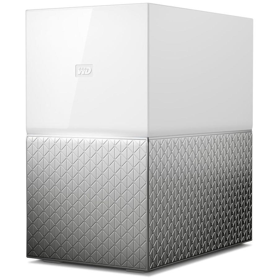 Внешний HDD WD My Cloud Home Duo 16Tb (WDBMUT0160JWT-EESN)