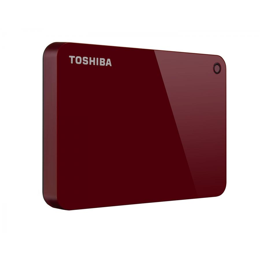 Внешний HDD Toshiba Canvio Advance 2Tb Red (HDTC920ER3AA)