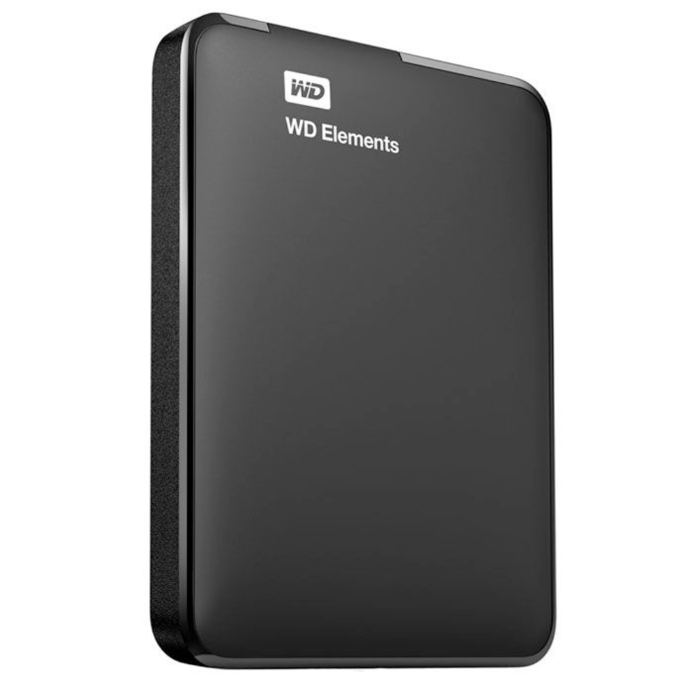 Фото - Внешний HDD WD Elements Portable WDBMTM0020BBK-EEUE 2ТБ Black внешний hdd wd elements portable 1tb black wdbuzg0010bbk wesn