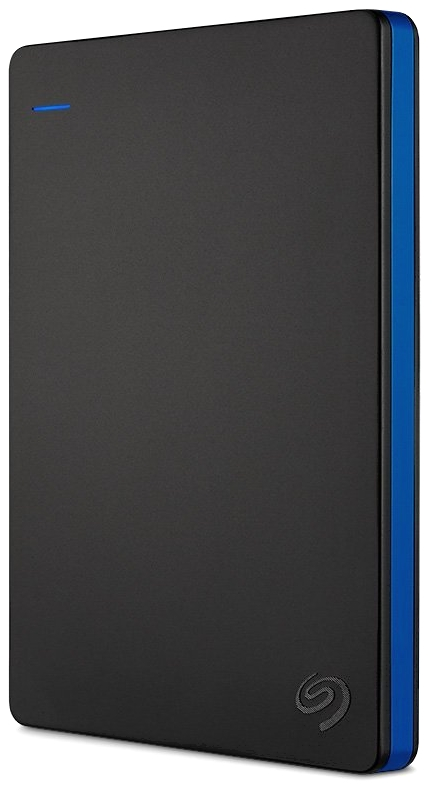 Внешний HDD Seagate Game Drive for PS4 2TB Black (STGD2000200)