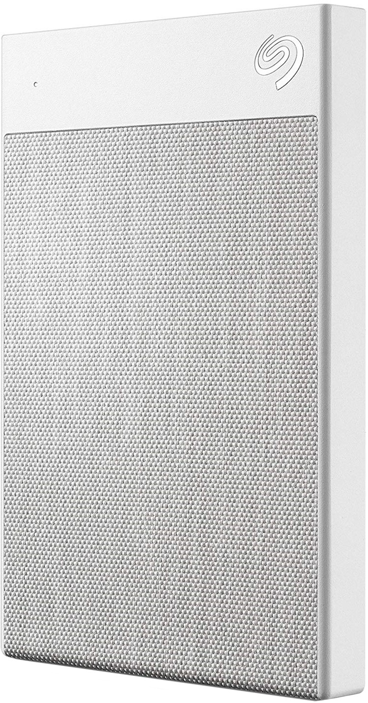 Внешний HDD Seagate Backup Plus Ultra Touch 2000ГБ White (STHH2000402)