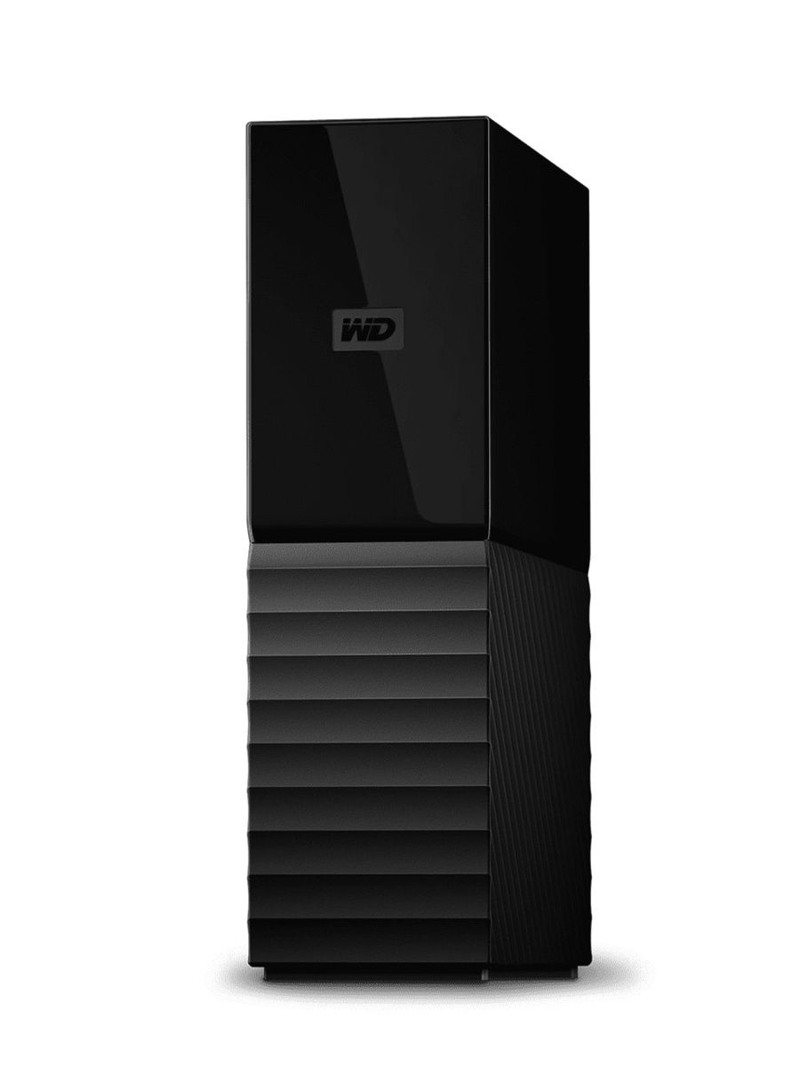 Внешний HDD WD My Book (New) 6Tb (WDBBGB0060HBK-EESN)