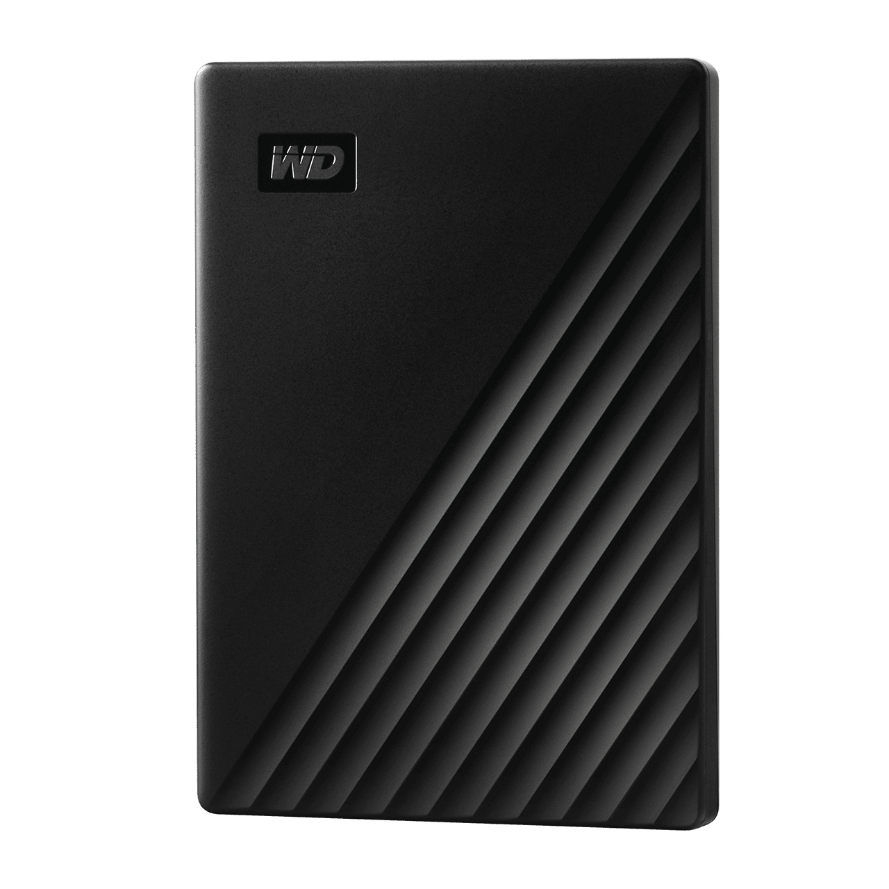Фото - Внешний HDD WD My Passport 2Tb Black (WDBYVG0020BBK-WESN) внешний hdd wd elements portable 1tb black wdbuzg0010bbk wesn