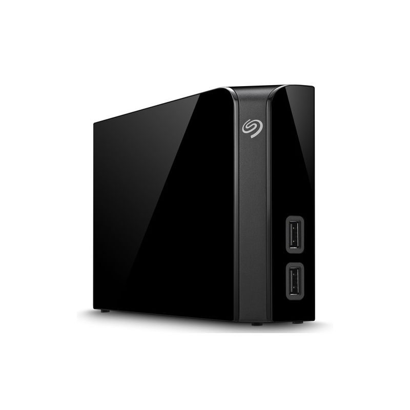 Фото - Внешний HDD Seagate Backup Plus Hub 12Tb (STEL12000400) черный внешний hdd seagate backup plus ultra touch 1 тб черный