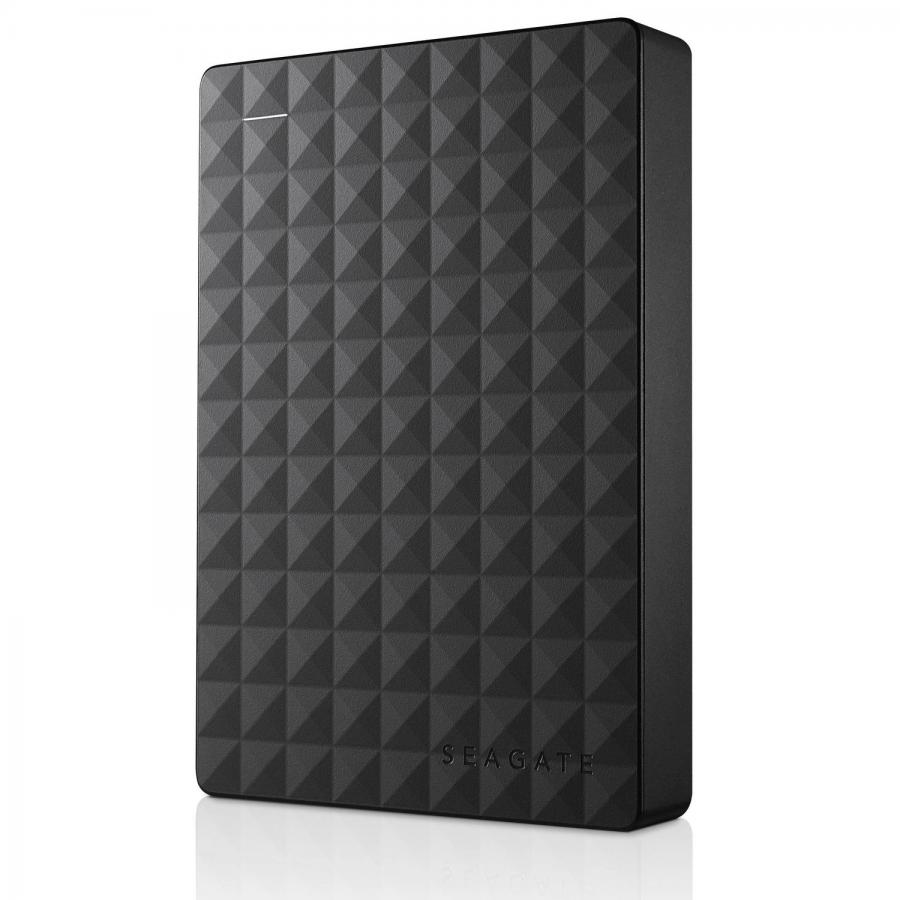 Фото - Внешний HDD Seagate Expansion Portable 500Gb Black (STEA500400) seagate expansion 500gb черный