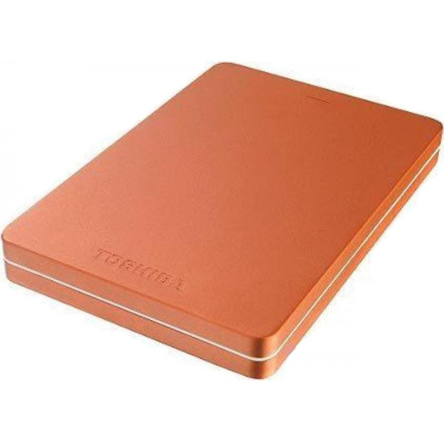 Внешний HDD Toshiba Canvio Alu 2Tb Red (HDTH320ER3CA)