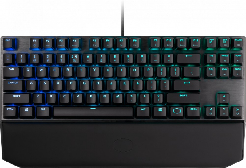 Клавиатура Cooler Master MasterKeys MK730 Cherry MX Red