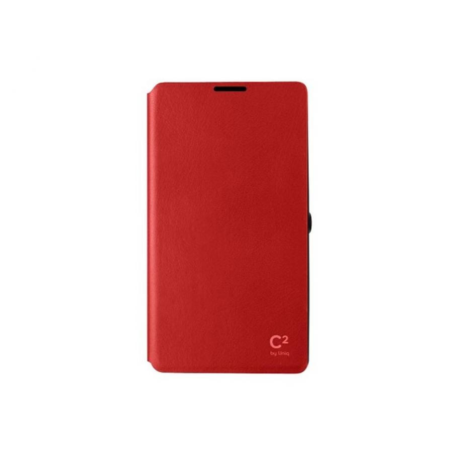 Uniq Чехол для Sony ZR C2 Cool in Red uniq c2 ga5gar c2blk black