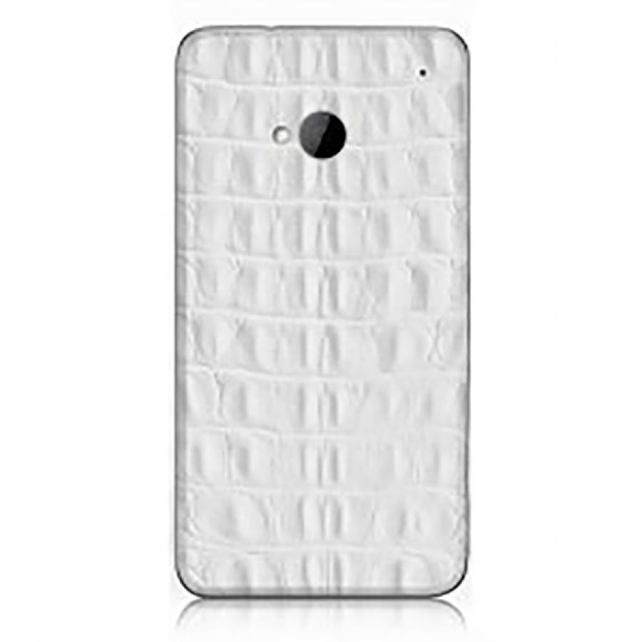 Фото - iRich Leather Sticker H-301 for HTC One (White) tomoral 100% original for htc one mini 2