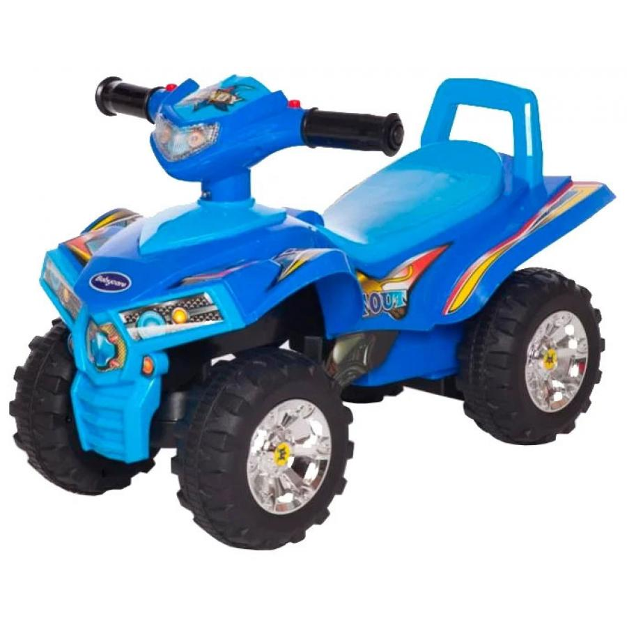 Каталка детская Baby Care Super ATV Синий/Светло-синий (Blue/Light blue) все цены