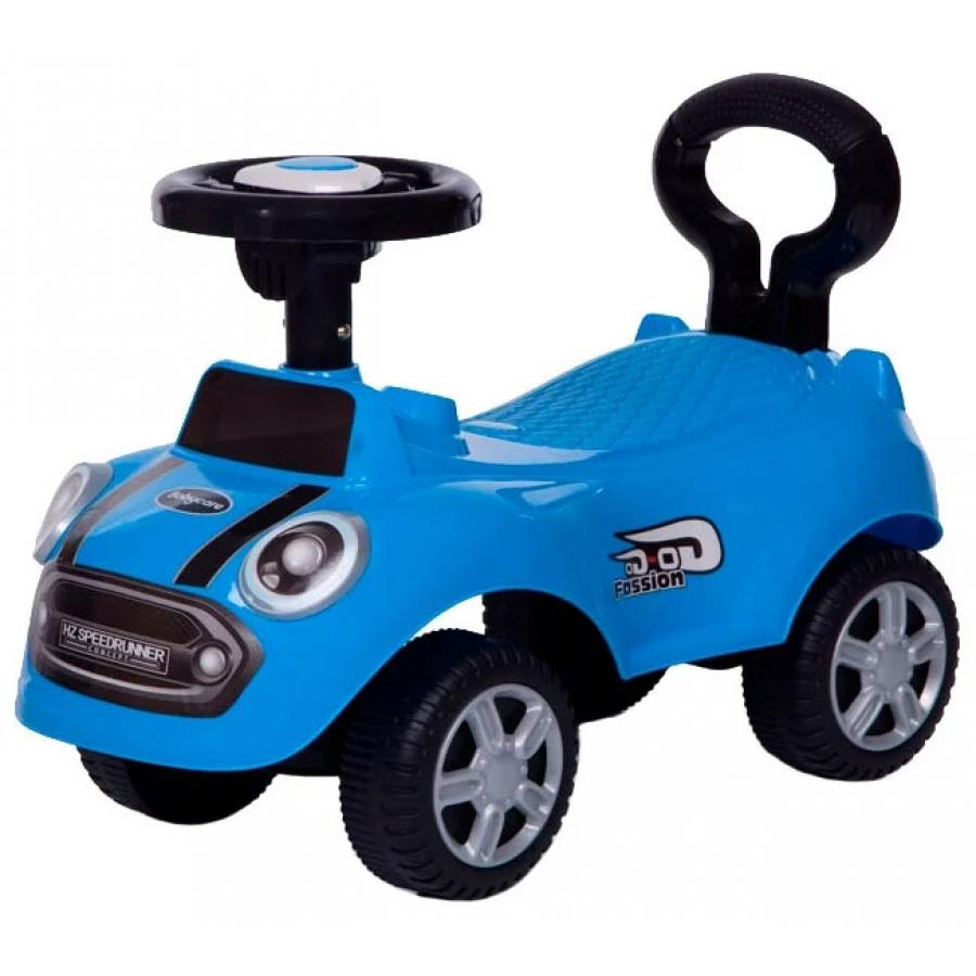 Каталка детская Baby Care Speedrunner Синий (Blue) каталка baby care cute car blue
