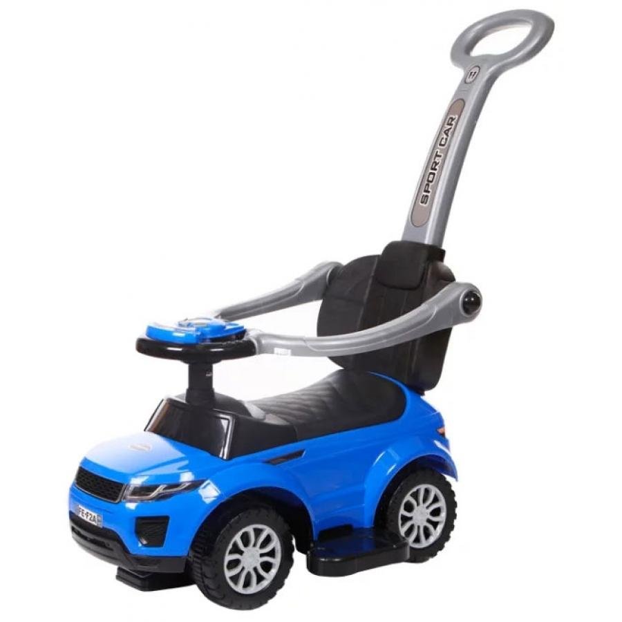 Каталка детская Baby Care Sport car Синий (Blue) каталка baby care cute car blue