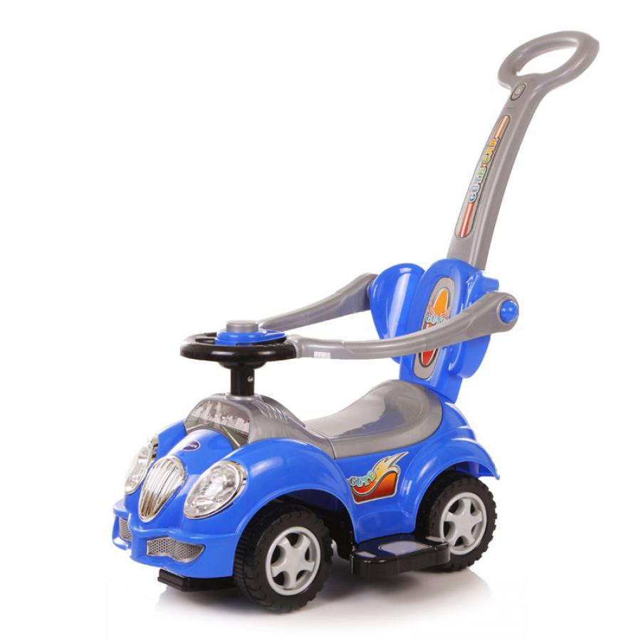 Каталка детская Baby Care Cute Car Синий (Blue) каталка baby care cute car blue
