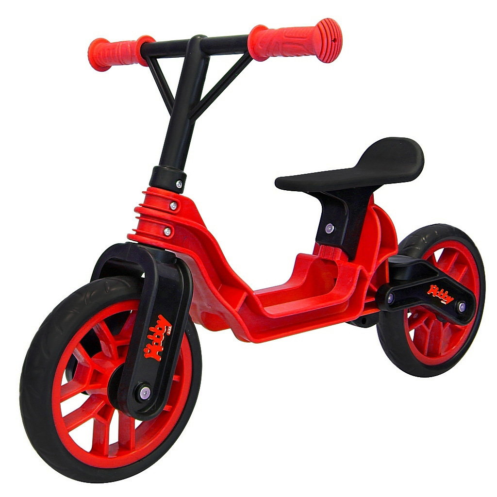 Беговел RT Hobby bike Magestic red black