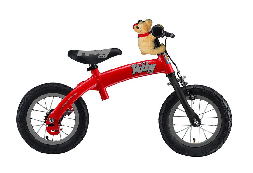 Беговел Hobby-bike RToriginal ALU NEW 2016 red