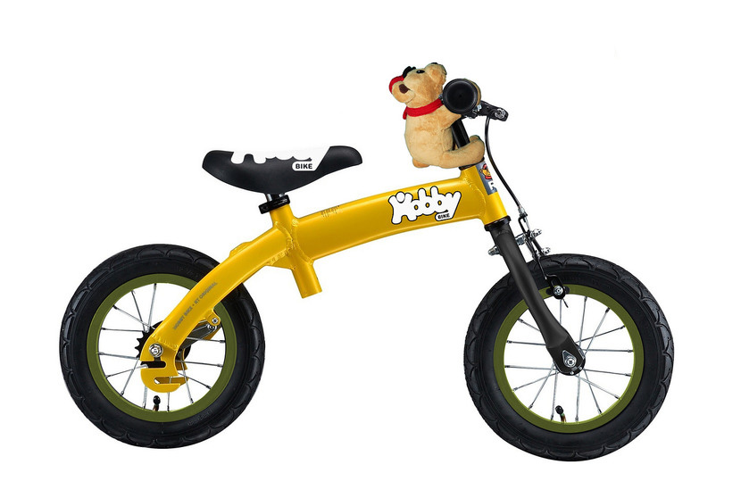 Беговел Hobby-bike RToriginal ALU NEW 2016 yellow