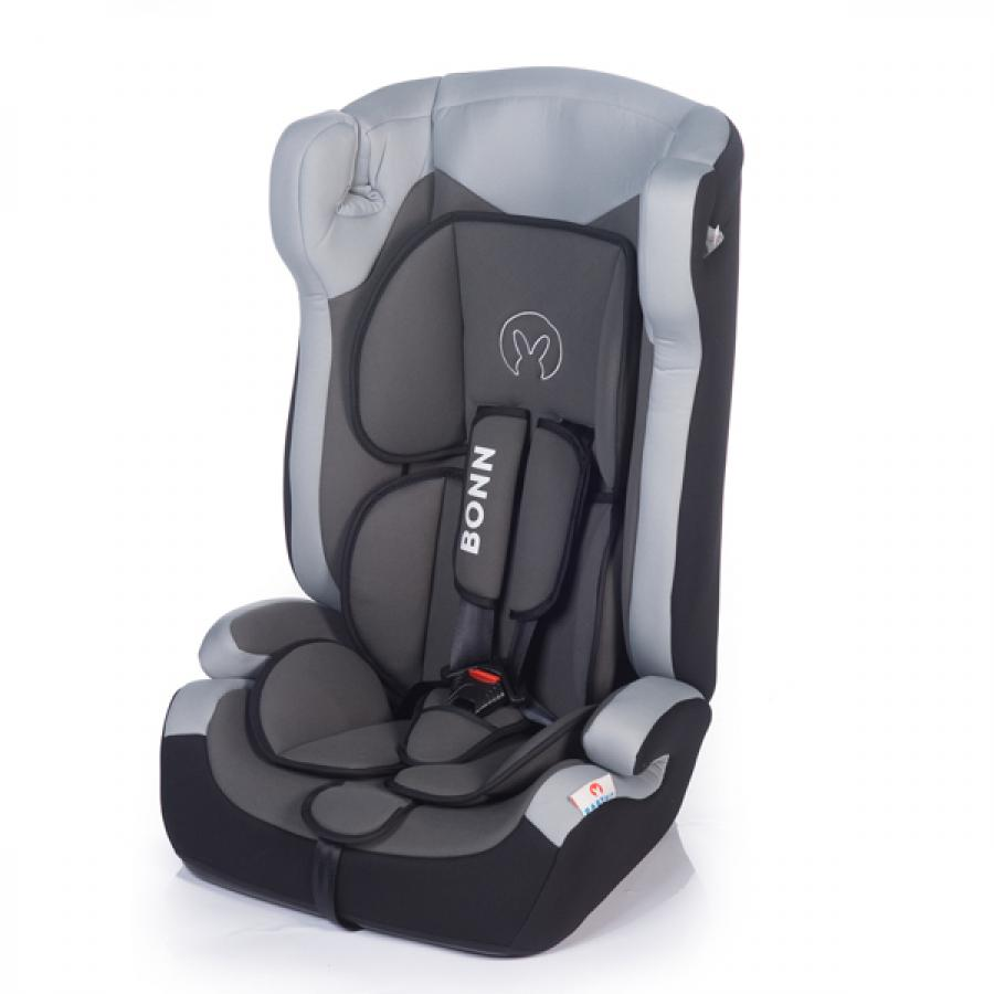 Автокресло BabyHit Bonn Black Grey автокресло babyhit бежевый sider lb510