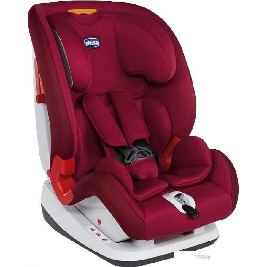 Автокресло Chicco YOUNIVERSE STANDARD RED PASSION цена
