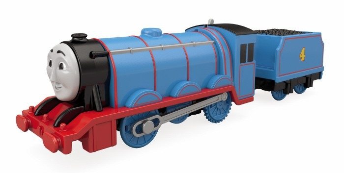 Игровой набор Mattel Fisher-Price Thomas And Friends BMK87