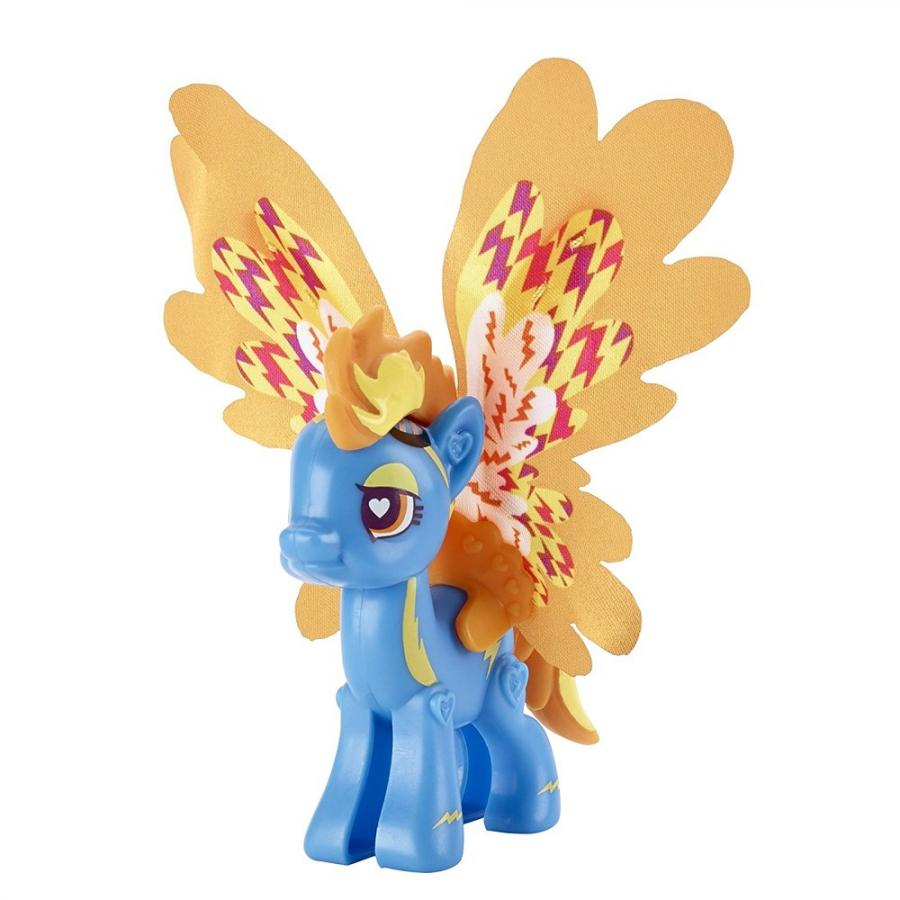 Фигурка Hasbro My little pony Пони с крыльями hasbro игрушка hasbro my little pony сияние рэйнбоу дэш