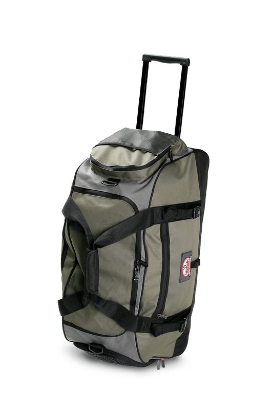 Сумка Rapala Limited Roller Duffel Bag сумка rapala limited sling bag magnum
