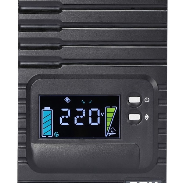 цена на ИБП Powercom Smart King Pro+ SPT-2000-II LCD Black