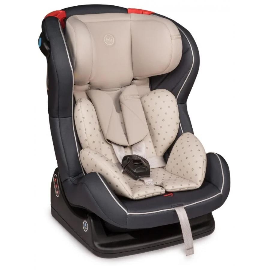 Автокресло Happy Baby PASSENGER V2 graphite